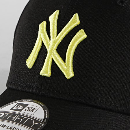 New Era - Casquette Fitted 39Thirty League Essential 60137598 New York Yankees Noir