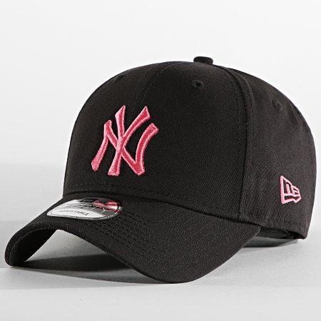 New Era - Casquette 9Forty League Essential 60137671 New York Yankees Noir