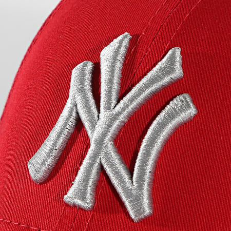 New Era - Casquette 9Forty League Essential 60137681 New York Yankees Rouge