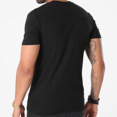 Sofiane - Tee Shirt Rentre Dans Le Cercle Noir Blanc