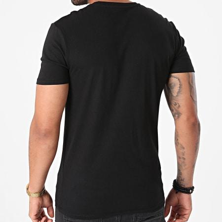 Sofiane - Tee Shirt Rentre Dans Le Cercle Noir Rouge