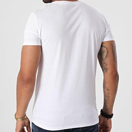 Sofiane - Tee Shirt Rentre Dans Le Cercle Blanc Noir
