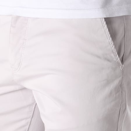 Mackten - Short Chino 6166 Gris