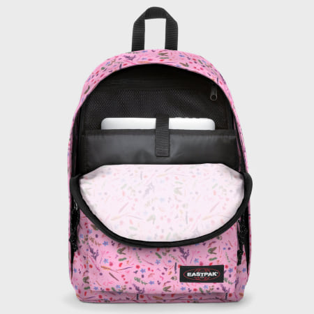 Eastpak - Sac A Dos Out Of Office Herbs Rose