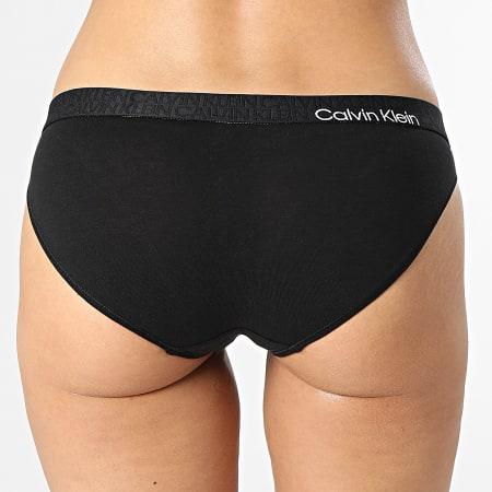 Calvin Klein - Culotte Femme QF6580E Noir