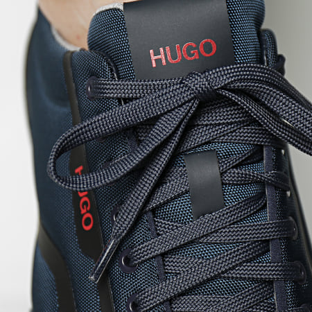 HUGO By Hugo Boss - Baskets Matrix Low Textile 50455223 Dark Blue