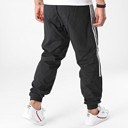 adidas - Pantalon Jogging A Bandes Lock Up H41387 Noir
