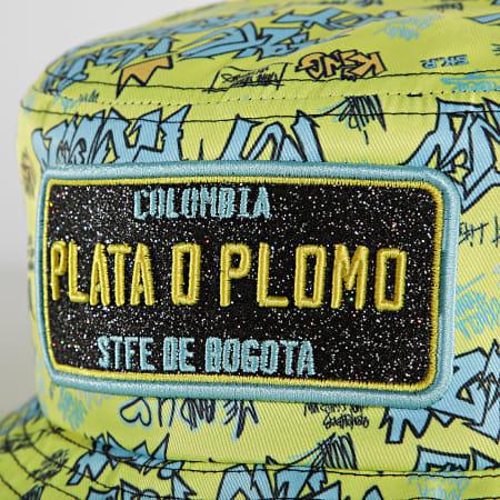 Classic Series - Bob Plata O Plomo Print Jaune