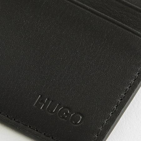 HUGO By Hugo Boss - Porte-cartes 50317307 Noir