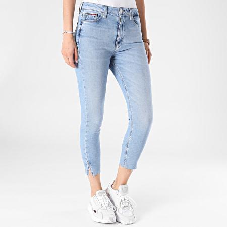 Tommy Jeans - Jean Super Skinny Femme Sylvia 0291 Bleu Wash