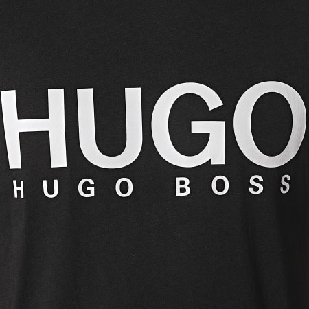 HUGO By Hugo Boss - Tee Shirt Dolive 213 50454191 Noir