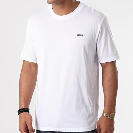 HUGO By Hugo Boss - Tee Shirt Dero 212 50450482 Blanc