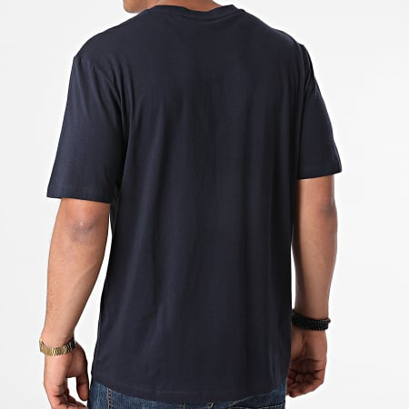 HUGO By Hugo Boss - Tee Shirt Dero 212 50450482 Bleu Marine