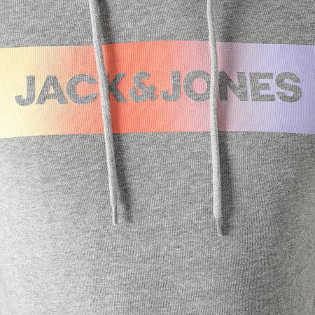 Jack And Jones - Ensemble De Survetement Brad Gris Chiné