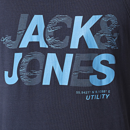 Jack And Jones - Débardeur Wire Bleu Marine
