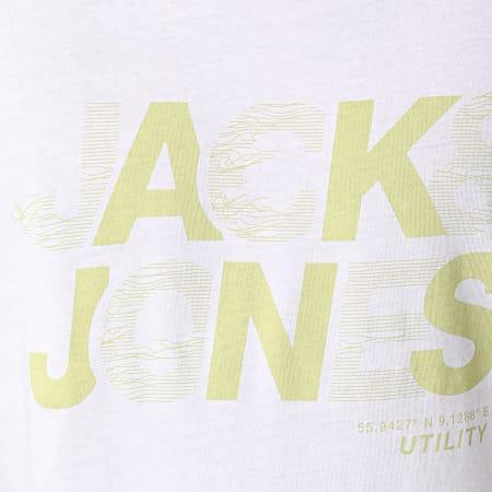 Jack And Jones - Débardeur Wire Blanc