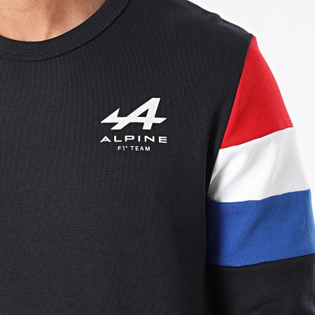 Le Coq Sportif - Sweat Crewneck Alpine Fanwear 21 2110870 Bleu Marine