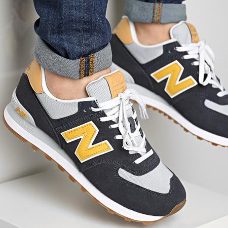 New Balance - Baskets Lifestyle 574 ML574NA2 Navy