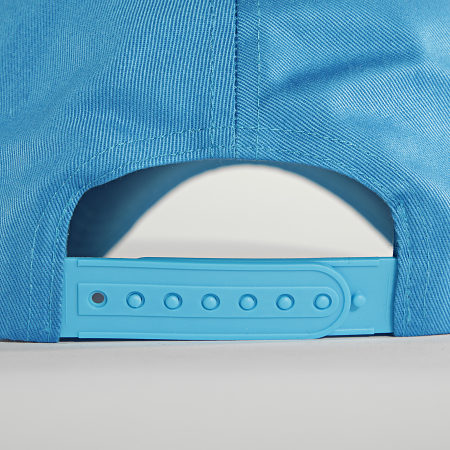 Puma - Casquette OM Team Cap 022472 Bleu Clair