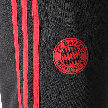 adidas - Pantalon Jogging A Bandes FC Bayern GR0668 Noir