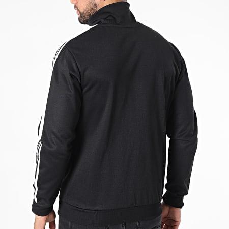 adidas - Veste Zippée A Bandes Beckenbauer H09112 Noir