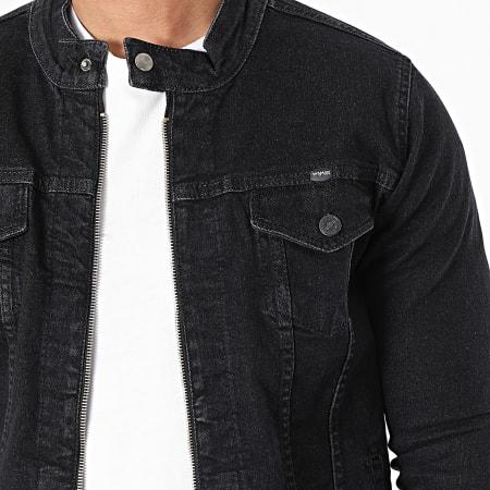 Classic Series - Veste Jean 7002 Noir