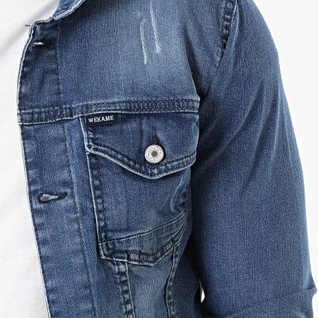 Classic Series - Veste Jean 7003 Bleu Denim