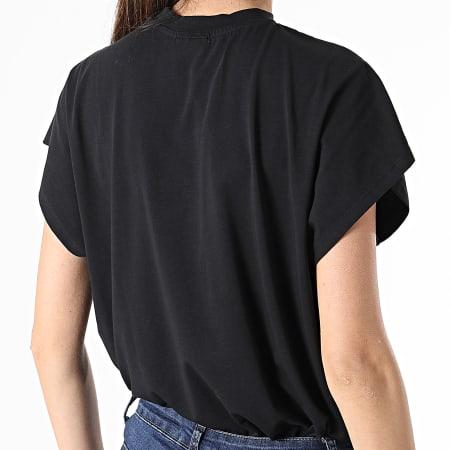 Noisy May - Tee Shirt Femme Hailey Noir