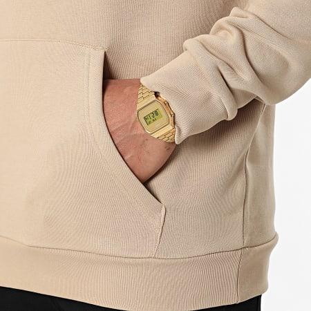 adidas - Sweat Capuche Essential H34647 Beige
