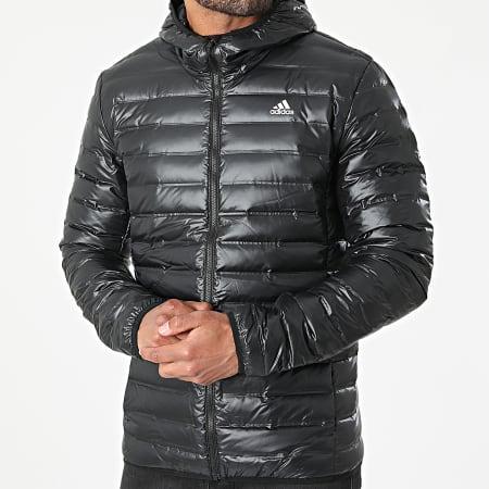adidas - Doudoune Capuche Varilite BQ7782 Noir