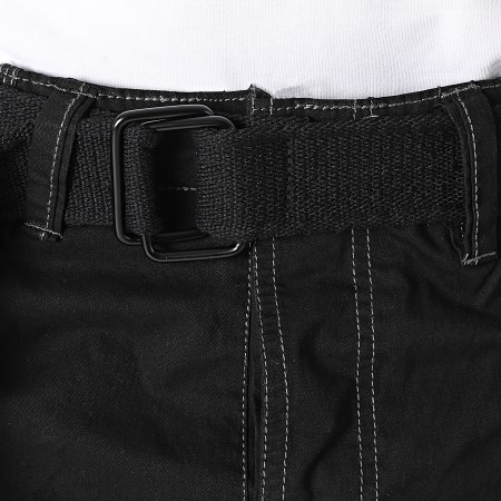 Geographical Norway - Short Cargo Panoramique Basic Noir