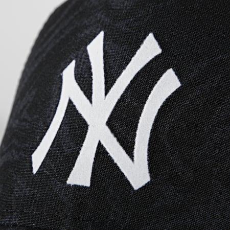 New Era - Casquette Trucker Seasonal Camo 60137470 New York Yankees Bleu Marine Noir