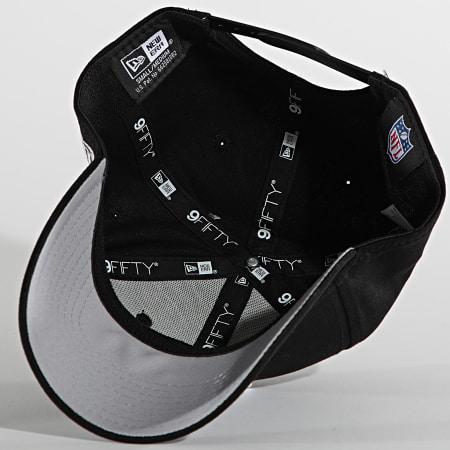 New Era - Casquette 9Fifty Team Colour 60137517 Oaklands Raiders Noir