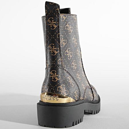 Guess - Boots Femme FL7OMLFAL10 Brown Cream