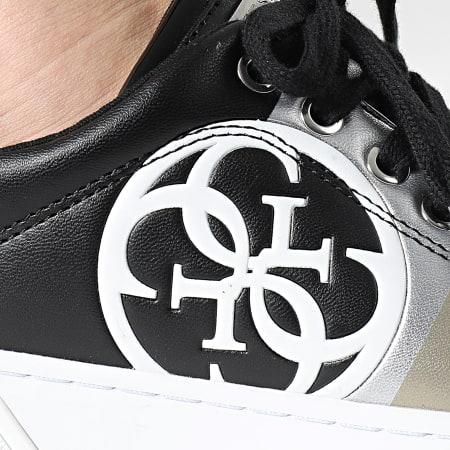 Guess - Baskets Femme FL5RTAELE12 Black Black
