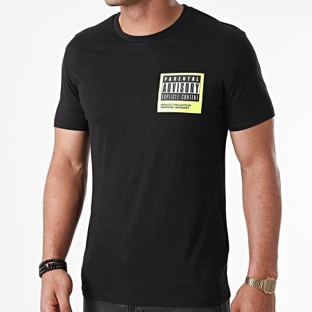 Parental Advisory - Tee Shirt Collection Noir