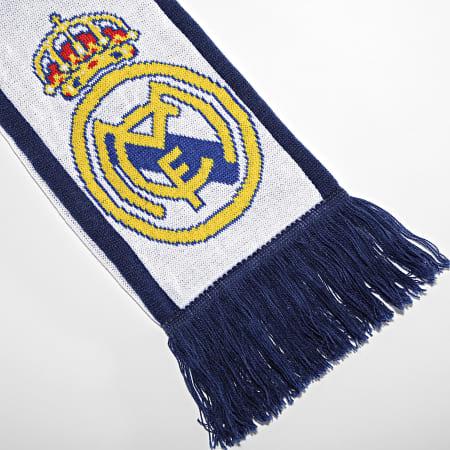 adidas  - Echarpe Real Madrid GU0074 Blanc