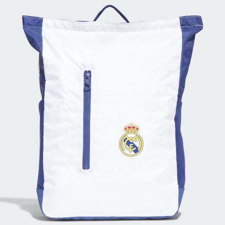 adidas - Sac A Dos Real Madrid GU0079 Blanc