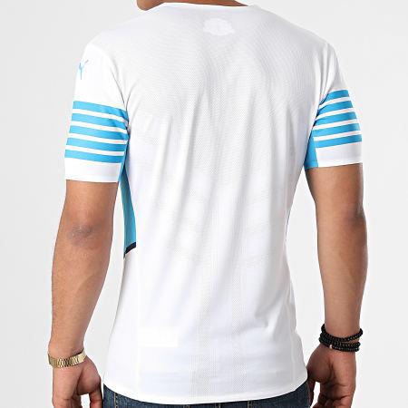 Puma - Tee Shirt De Sport OM Home Authentic 759282 Blanc