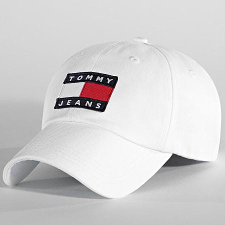 Tommy Jeans - Casquette TJM Heritage 7531 Blanc
