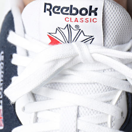 Reebok - Baskets Classic Nylon GW8357 White Vector Navy Prince Red