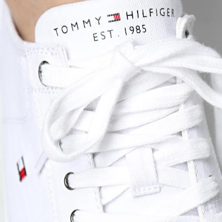 Tommy Hilfiger - Baskets Core Corporate Textile 3390 White