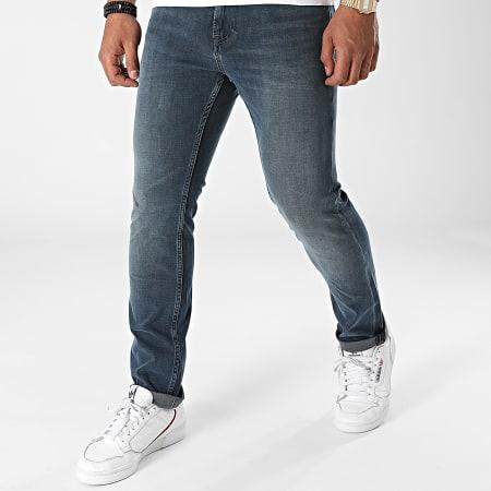 Tommy Jeans - Jean Slim Scanton 0783 Bleu Denim