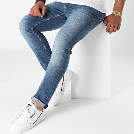 Tommy Jeans - Jean Slim Scanton 0778 Bleu Denim