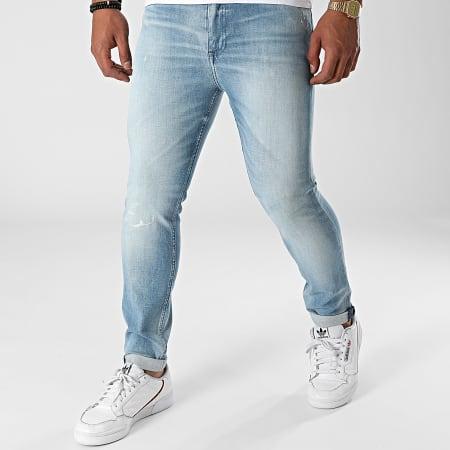 Tommy Jeans - Jean Skinny Simon 0790 Bleu Denim