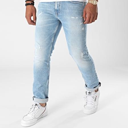 Tommy Jeans - Jean Slim Scanton 0791 Bleu Denim