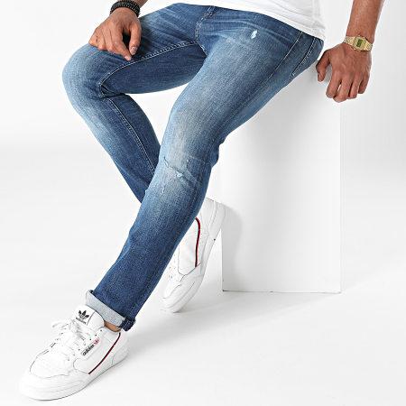 Tommy Hilfiger Jeans - Jean Slim Scanton 0794 Bleu Denim