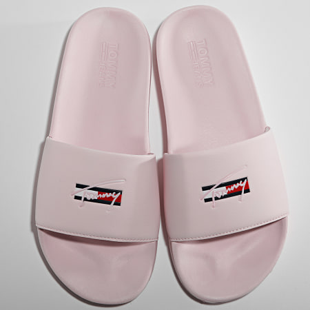 Tommy Jeans - Claquettes Femme Essential 1431 Light Pink