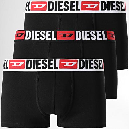 Diesel - Lot De 3 Boxers Damien 00ST3V-0DDAI Noir