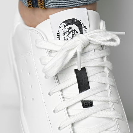 Diesel - Baskets S-Clever Low Y01748-P1729 White White